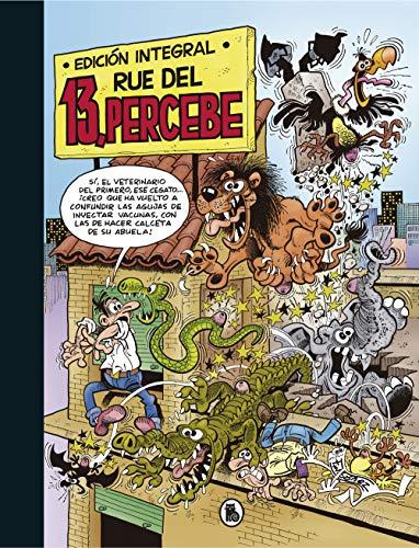 La edición integral de 13, rue del Percebe. Las 342 páginas que Francisco Ibáñez realizó para su mítica serie. Este albúm contiene las 342 págins que realizó Francisco Ibáñez de su popular serie 13, rue del Percebe, a partir de su primera aparición e...
