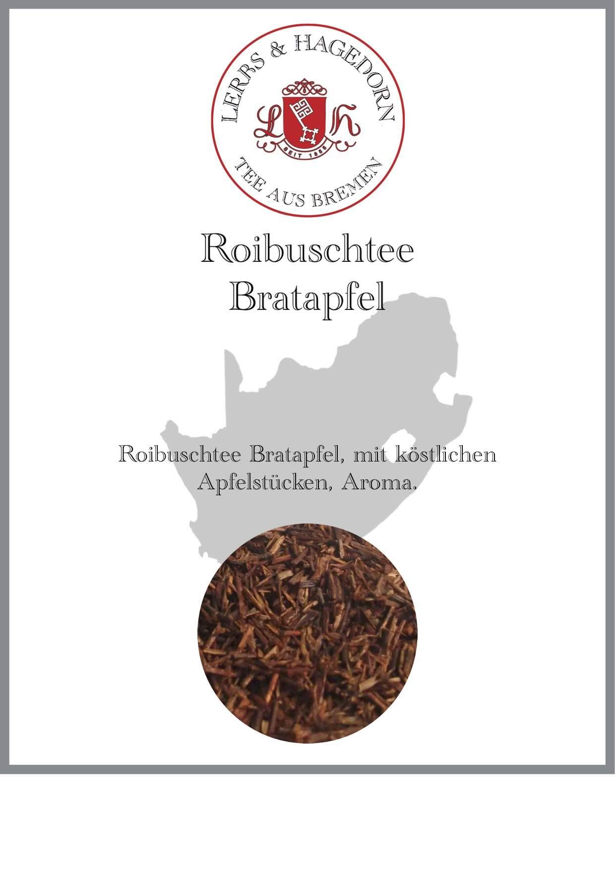 Roibuschtee-Bratapfel-250g