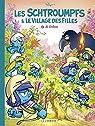 Les Schtroumpfs et le village des filles, tome 3 : Le Corbeau par Peyo