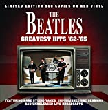 The Beatles - Greatest Hits '62-'65 [LIMITED EDITION 500 COPIES ON RED VINYL]