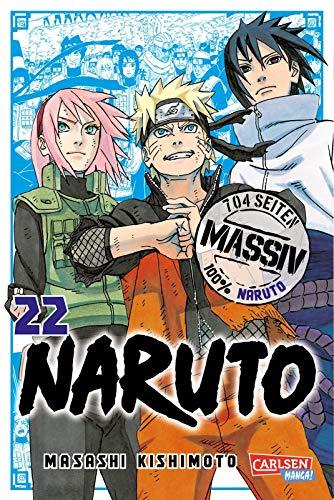 NARUTO Massiv 22 (Naruto Versand)