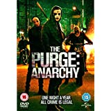 The Purge: Anarchy [DVD] by Frank Grillo
