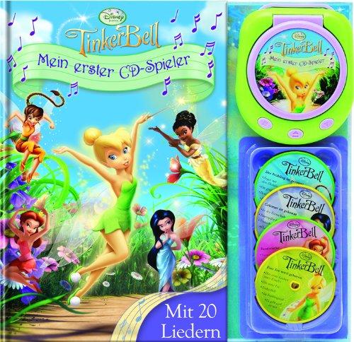 TinkerBell, Mein erster CD-Spieler