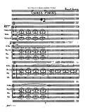 Philip Glas: Fassaden (Score). Noten für Flöte, String Instrumente, Sopran-Saxophon
