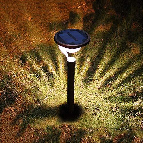 Exterior Led Solar Lawn Flame Light Impermeable Lámpara