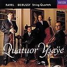 Ravel/Debussy: String Quartets