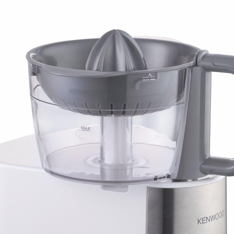 kenwood küchenmaschine prospero silber km286