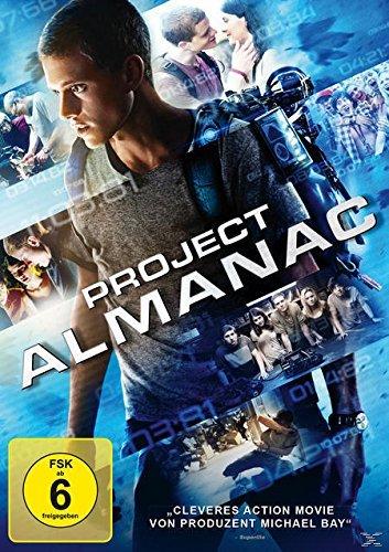 Project Almanac [Edizione: Germania]