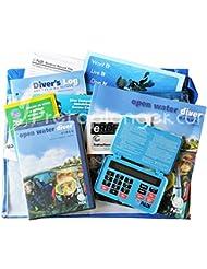 Crew pack PADI Open Water Diver et table de plongée électronique eRDP - Version Ultimate avec DVD - VF