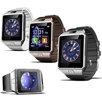 padgene dz09 smartwatch bluetooth avec cam ra montre connect e t l phone supporte carte sim. Black Bedroom Furniture Sets. Home Design Ideas