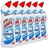 6x HARPIC Bleach WC-Reiniger 750ml (6)
