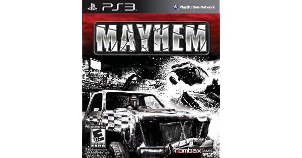 Afbeeldingsresultaat voor mayhem 3d