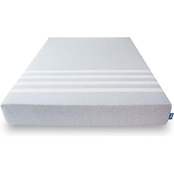 Leesa Premium Foam Mattress,Made in the UK (UK King) - Grey