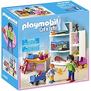 PLAYMOBIL City Life magasin amCAnagCA dp BJAIVQU