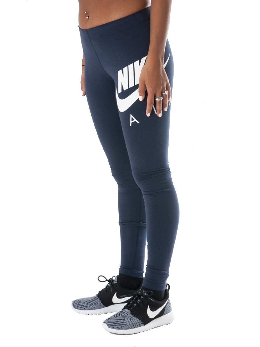 e97a71c18e126 Nike W NSW LGGNG AIR - Tights for Women, Size: Amazon.co.uk: Sports &  Outdoors