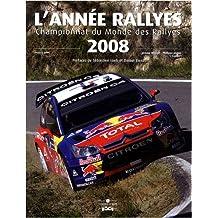 L'année Rallyes 2008 : Championnat du Monde des Rallyes