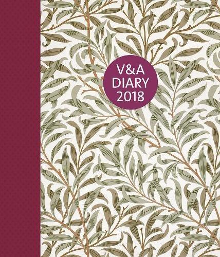 va-pocket-diary-2018-william-morris