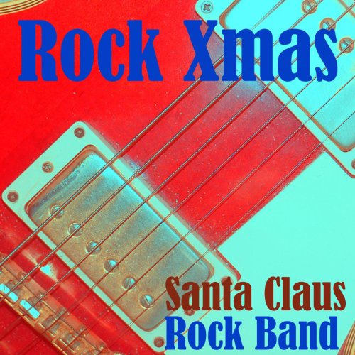 Rock Xmas - Rock Santa Claus