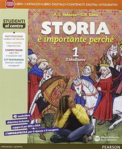 Storia è importante perché. Per la Scuola media. Con e-book. Con espansione online: 1
