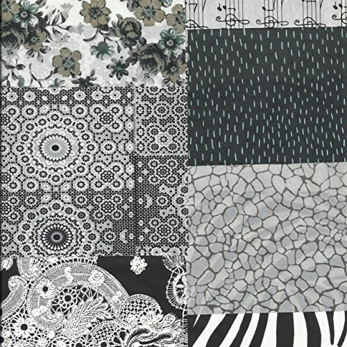 decopatch-mixed-paper-packs-for-decoupage-black-and-white-14-mini-sheets