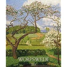 Worpswede 2018: Kunst Art Kalender