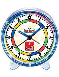 SCOUT Unisex Wecker Analog Kunststoff weiß 280001055