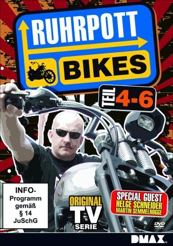 DMAX: Ruhrpott Bikes - Staffel 2 [Edizione: Germania]