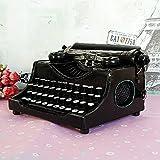 @ liu-es-antiguo Kunst Metall Dekoration Retro Schreibmaschine Modell Tiro Unterstützung der Film (Kunsthandwerk nicht funktionieren)