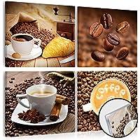 Suchergebnis auf Amazon.de für: kaffee bilder - Glasbilder: Küche ...