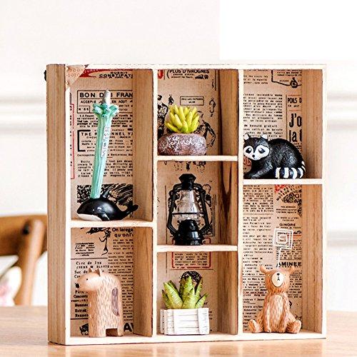 adornos sencillos y elegantes accesorios para el hogar/Salón decoración dormitorio Mueble TV en el estudio-A