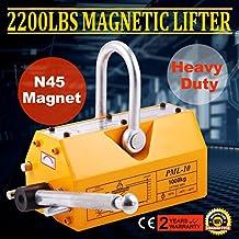 Autovictoria Magnet Lifter Imán Cabrestantes Permanente Imán De Levantamiento Magnético de Neodimio Magnético Tienda de Grúa