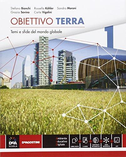 Obiettivo terra. Atlante. Per gli Ist. tecnici commerciali settore economico. Con e-book. Con espansione online: 1