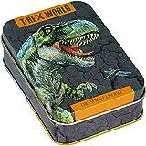 Spiegelburg 14794 Card Game Mau Mau Dinosaur T-Rex World