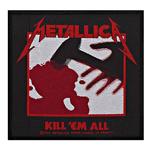 METALLICA - Kill em all - Patch / Aufnäher