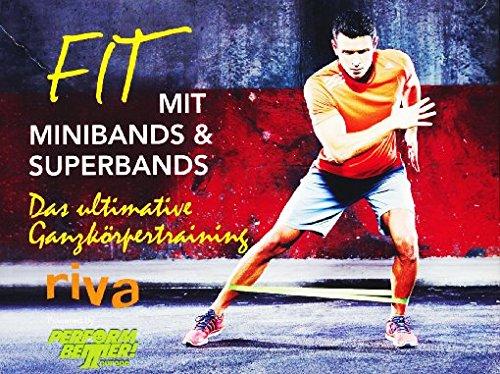 Perform Better Erwachsene Miniband Starter Kit, mehrfarbig, 21 x 15 x 8 cm, MSK01PP