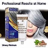 Vips Prestige–beblonde Teinture semi permanent couleur platine argent BB01, sans amoniaco sans peroxide