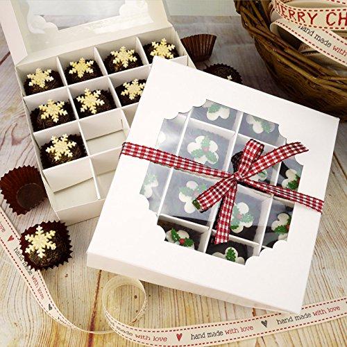 Économie Boîte Fenêtre Sweet Blanc et insert