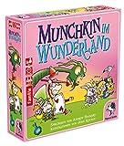 Pegasus Spiele 51958G - Munchkin im Wunderland