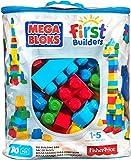 Mega Bloks Classic Big Building Bag - 80 Pieces