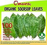 Omura ORGANIC SOURSOP Graviola Guyabano Corossol (100+ LEAVES) (Misc.)