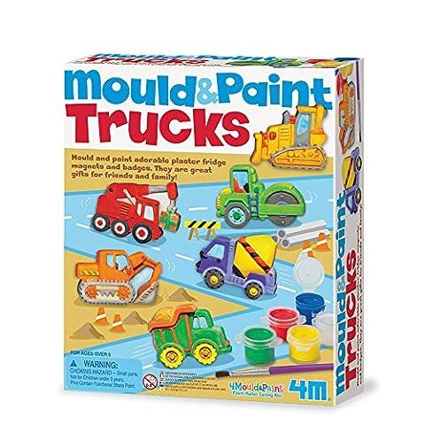 4m Trucks Moule et de peinture