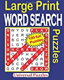 Large Print WORD SEARCH Puzzles: Volume 1
