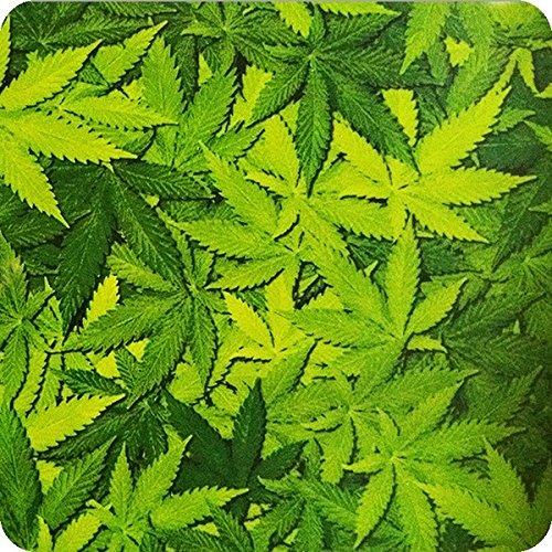Preisvergleich Produktbild Wassertransferdruck WTD Film Folie Dekor Lackieren Lackierzubehör Wassertransferdruckfilm Folie Hydrographics Water transfer printing - Marihuana Cannabis HOT-058 (5)