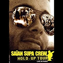 Saian Supa Crew : Hold up tour, live in Paris - Edition 2 DVD