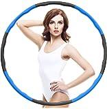 BENEFAST Fitness Hoop Reifen - Swingfit Hoola Hoop für Erwachsene & Kinder zur Gewichtsabnahme und Massage, Abnehmbarer…