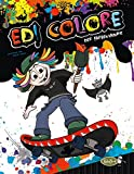 Edi Colore, der Farbenvampir: Tauche ein in die Welt der Farben