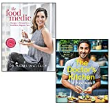 The Doctor's Kitchen: Supercharge your health -Paperback and The Food Medic 2 books collection