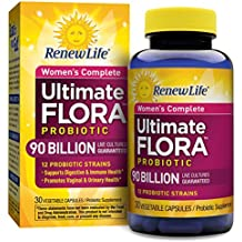 Renew Life Ultimate Flora Womens Complete 90B 30 ct