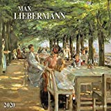 Max Liebermann 2020: Kalender 2020 (Tushita Fine Arts)