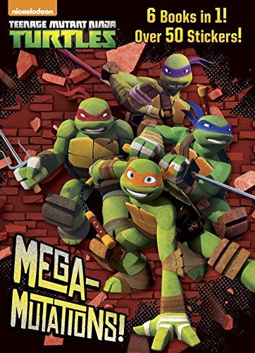 Mega-Mutations! (Teenage Mutant Ninja Turtles (Random House))